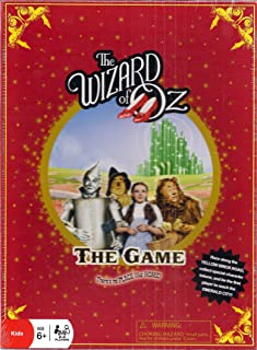 The Wizard of Oz, The Game by Fundex