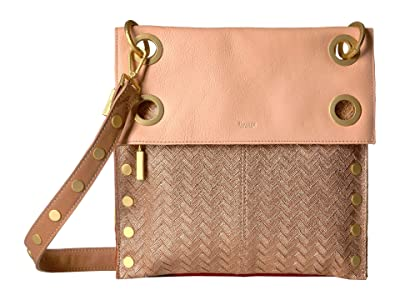 Hammitt Montana Rev Large (Peony/Sockeye/Rays/Starburst/Coral/Venetian) Cross Body Handbags