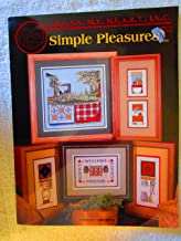 Simple Pleasures Counted Cross Stitch Charts