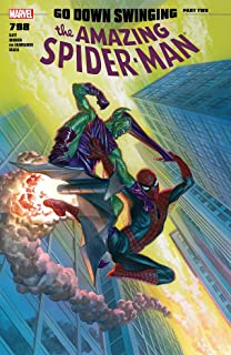 amazing spider-man 798 covers