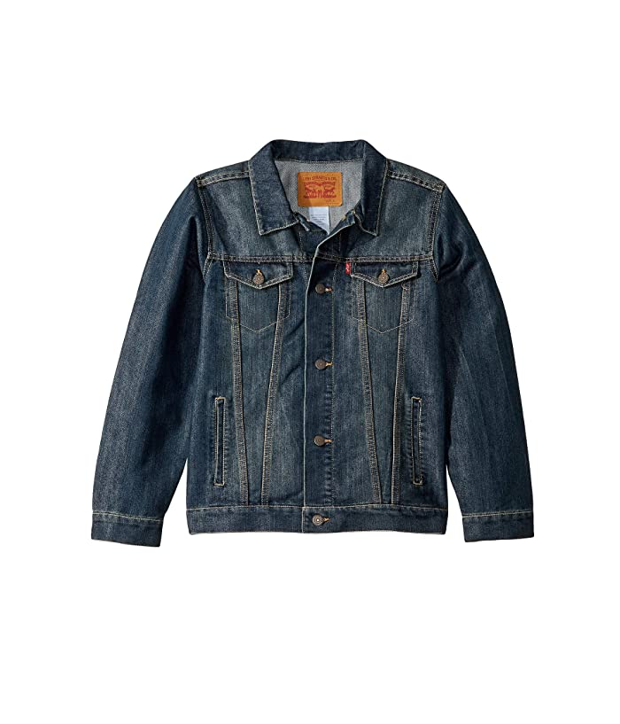 Trucker Jacket (Big Kids) by Levi's Kids