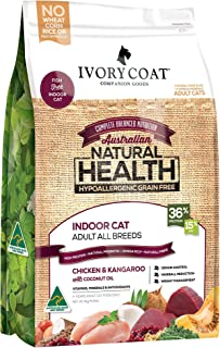 Ivory Coat Cat Chicken & Kangaroo 3kg Grain Free Food