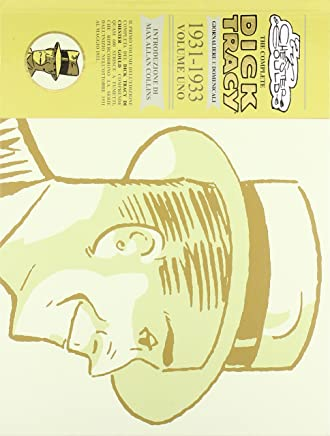 The complete Dick Tracy: 1