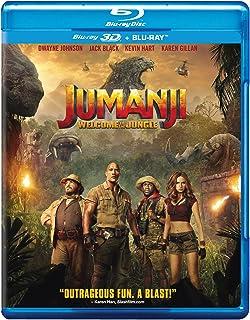 Jumanji: Welcome to the Jungle (Blu-ray 3D & Blu-ray)