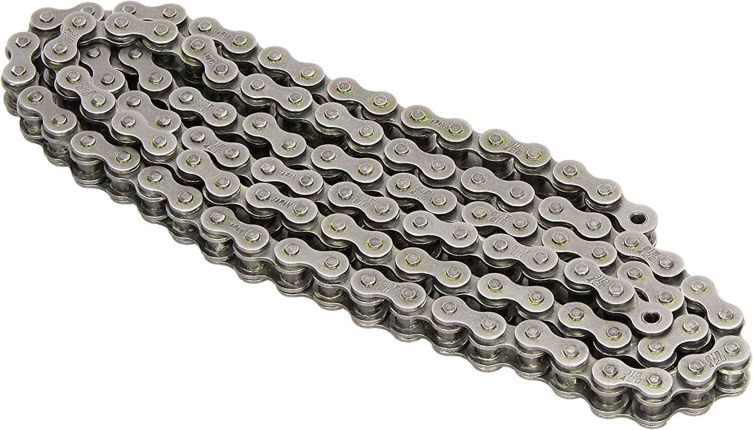 DID 420V-110 O-Ring Chain with Connecting Link