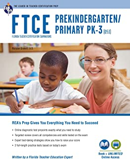 FTCE PK/Primary PK-3 + Online