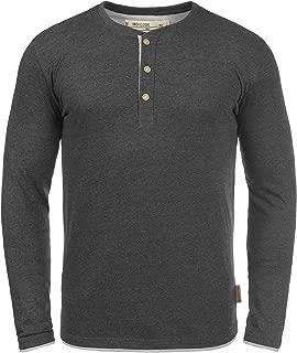 INDICODE Gifford - Camiseta de manga larga para Hombre