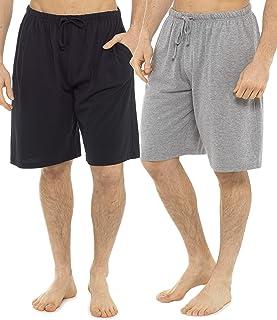 Pack Doble Algodón De Jersey Pantalones De Estar Por Casa