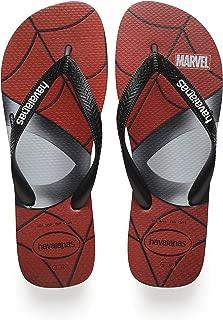 havaianas Mens Top Marvel