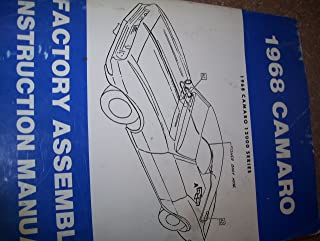 Best 68 camaro manual Reviews