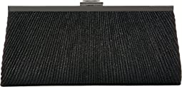 Jessica McClintock - Sloan Lurex Pleated Framed Clutch
