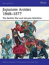 Japanese Armies 1868–1877: The Boshin War and Satsuma Rebellion (Men-at-Arms Book 530) (English Edition)