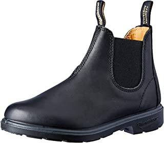 Blundstone 1325 Blunnies Boot Rustic Black Kids Boys Gilrs Leather Pull-on Shoe