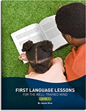 First Language Lessons Level 1: Level 1 (Second Edition)  (First Language Lessons)