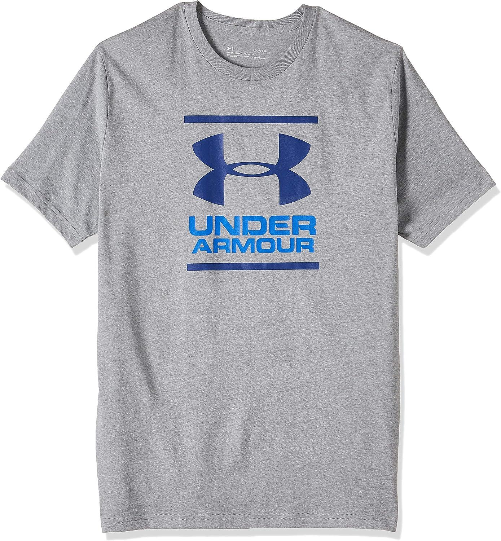 Under Armour UA Gl Foundation Short Sleeve Tee T-Shirt Homme