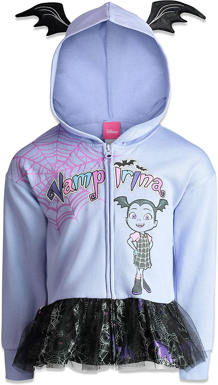 Disney Vampirina French Terry Zip-Up Costume Hoodie
