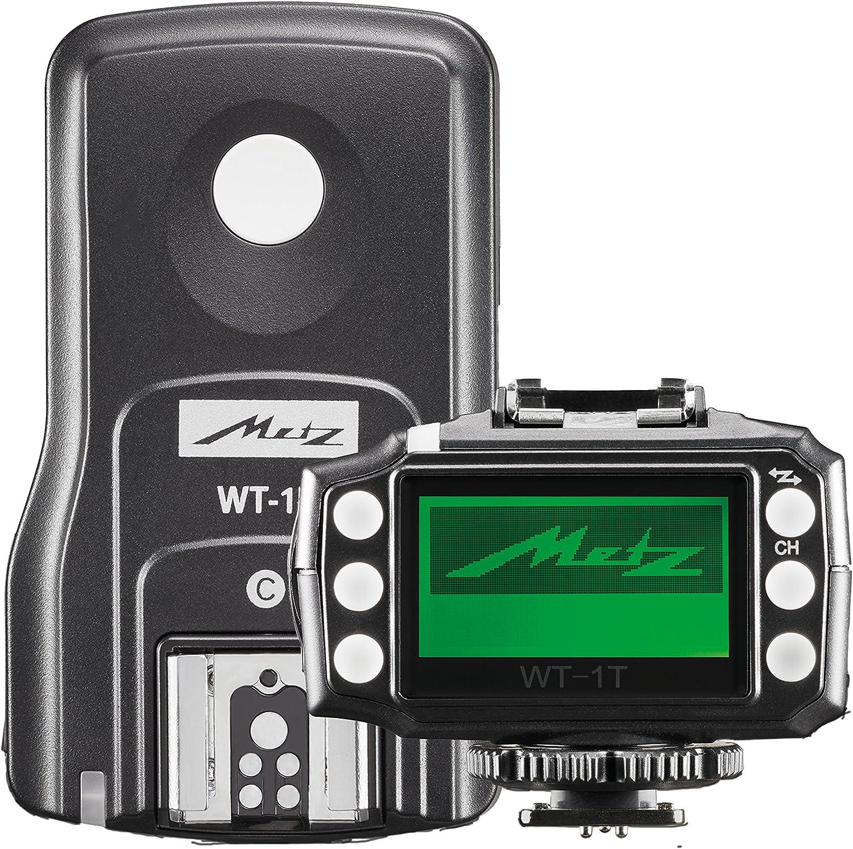 Metz Wt 1 Transceiver Kit Für Canon E Ttl Kamera Kamera
