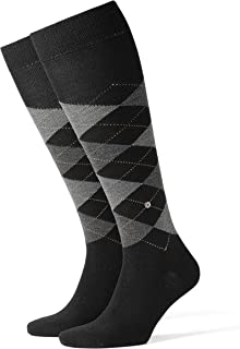 Burlington Men's Edinburgh M KH Socks