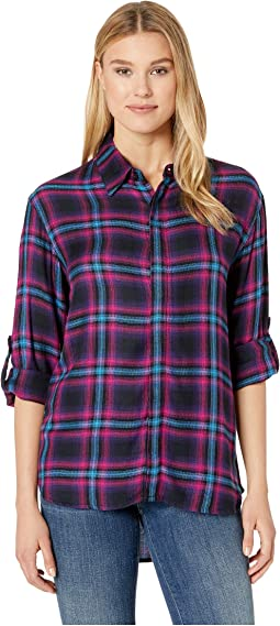 Long Sleeve Plaid B4B9154
