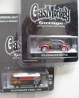 gas monkey hot wheels van