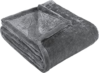 Superior Ultra-Plush Fleece Blankets, Thick, Cozy, and Warm Premium Quality Fleece, Velvety Soft Bed Blankets and Throws - 50