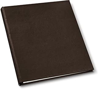 leather ring binder personalised