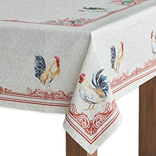 Maison d' Hermine Campagne 100% Cotton Tablecloth for Kitchen Dining | Tabletop |..