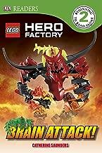 DK Readers L2: LEGO Hero Factory: Brain Attack!