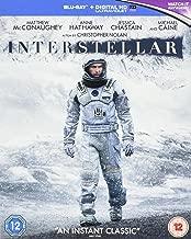 Interstellar (2 Blu-Ray) [Edizione: Regno Unito] [Reino Unido] [Blu-ray] peliculas que hay que ver en la vida