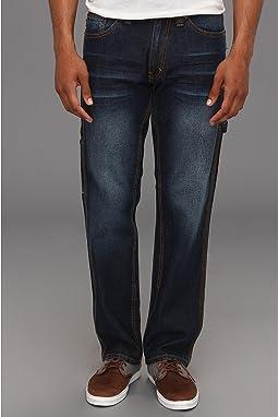 bb240213 Men's Logo Jeans | Clothing | 6PM.com