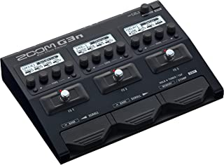 Zoom G3n MultiEffects Processor for Guitar