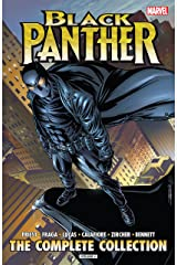 Black Panther by Christopher Priest: The Complete Collection Vol. 4 (Black Panther (1998-2003)) Kindle Edition