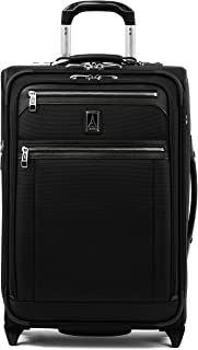 "Platinum Elite 22"" Expandable Carry-on Rollaboard Suiter Suitcase"