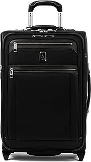 Luggage Platinum Elite Rollaboard Suitcase