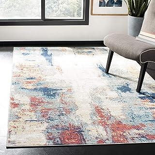 Safavieh Jasper Collection JSP101 Tapis d'intérieur Abstrait tissé rectangulaire 122 x 183 cm pour Salon, Chambre à Couche...