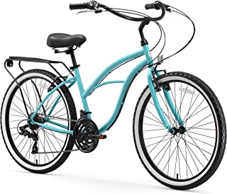Around The Block Beach Cruiser Bicycle & eBike, 24