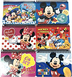 Amazon com: Minnie Mouse - Diaries, Journals & Notebooks