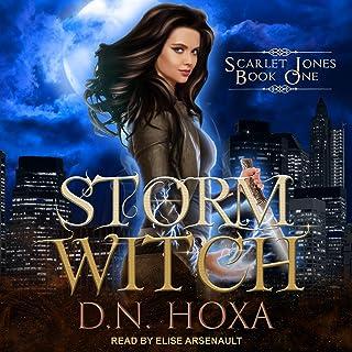 Storm Witch: Scarlet Jones Series, Book 1
