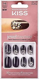 KISS Jewel Fantasy Nails Medium Length KJF02