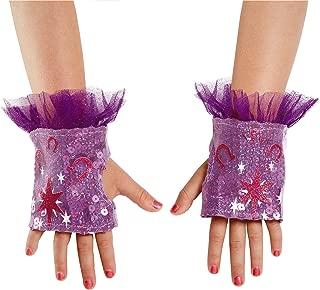 Twilight Sparkle Sequin Child Glovettes