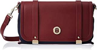 Tommy Hilfiger Crossbody for Women-Cabernet Mix