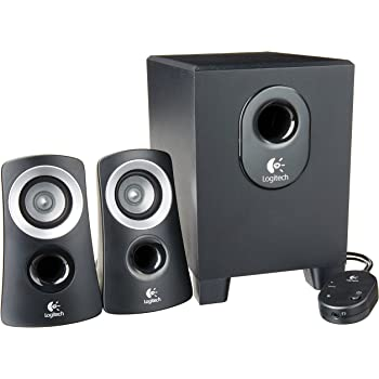 Logitech - Z313 - Sistema De Audio 2.1 - Negro