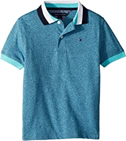 Twisted Polo (Toddler/Little Kids)