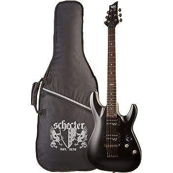 SGR by Schecter C-1 3801 - Guitarra eléctrica, color midnight ...