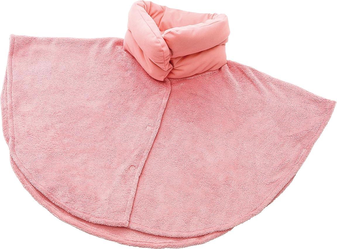 馬鹿げた毒液天窓首のお布団付きベスト ピンク (ピンク)