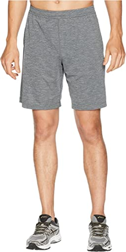 "ASICS Run 9"" Knit Shorts"