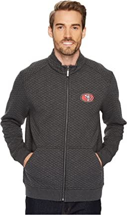 Tommy Bahama - San Francisco 49ers Quintessential Full Zip