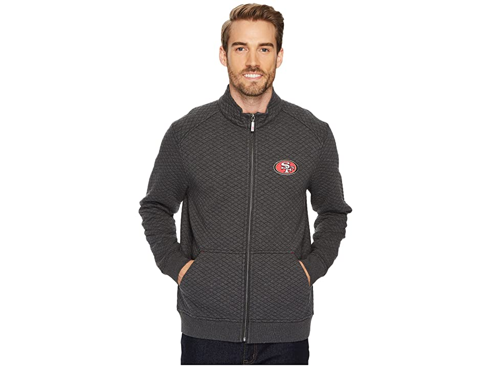 Tommy Bahama San Francisco 49ers Quintessential Full Zip (49ers) Men