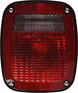 Grote 53640 SuperNova Three-Stud Metri-Pack LED Stop Tail Turn Light (LH w/ License Window)