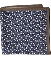 Z Zegna - Zigzag Pocket Square Z2I30